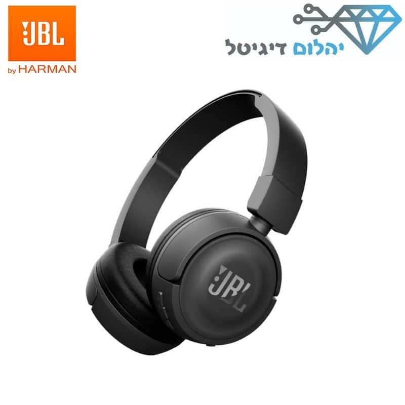 אוזניות JBL T460BT Bluetooth