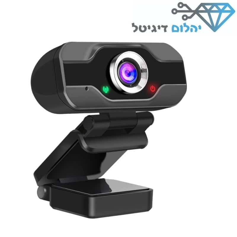 מצלמת רשת דגם WEB CAM FULL HD 1080P